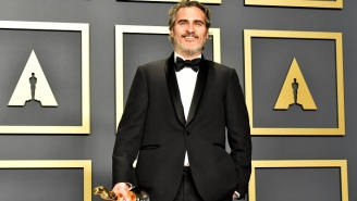 Joaquin Phoenix Rescued Cows From A Slaughterhouse Hours After His 'Joker' Oscar Speech
