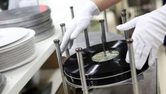 Vinyl Record Supplies Worldwide Are Now Threatened After A 'Devastating' Manufacturing Plant Fire
