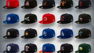 The Five Best (And Worst) Of MLB's New Batting Practice Hat Logos