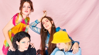 Hinds Return With 'Good Bad Times' And Announce Their Third Album, 'The Prettiest Curse'