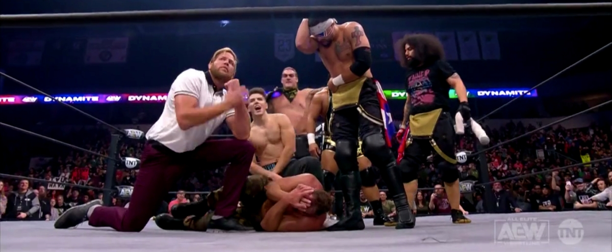 AEW Dynamite Dropped In The Ratings But Still Ranked Above WWE NXT