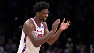 Joel Embiid Will Unveil His New Under Armour Shoe In An 'NBA 2K21' Tournament On Twitch