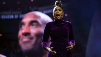 Watch Magic Johnson And Jennifer Hudson's Powerful Kobe Bryant Tributes At The All-Star Game