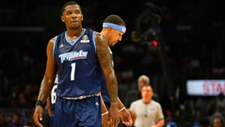 Joe Johnson Will Return To Big3 After His MVP Campaign Last Season