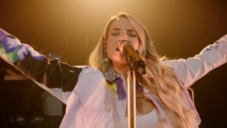 JoJo Shares Her True Self With Moving Live Performances Of 'Joanna' And 'Sabotage'