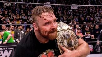 Jon Moxley Is Your New AEW World Heavyweight Champion