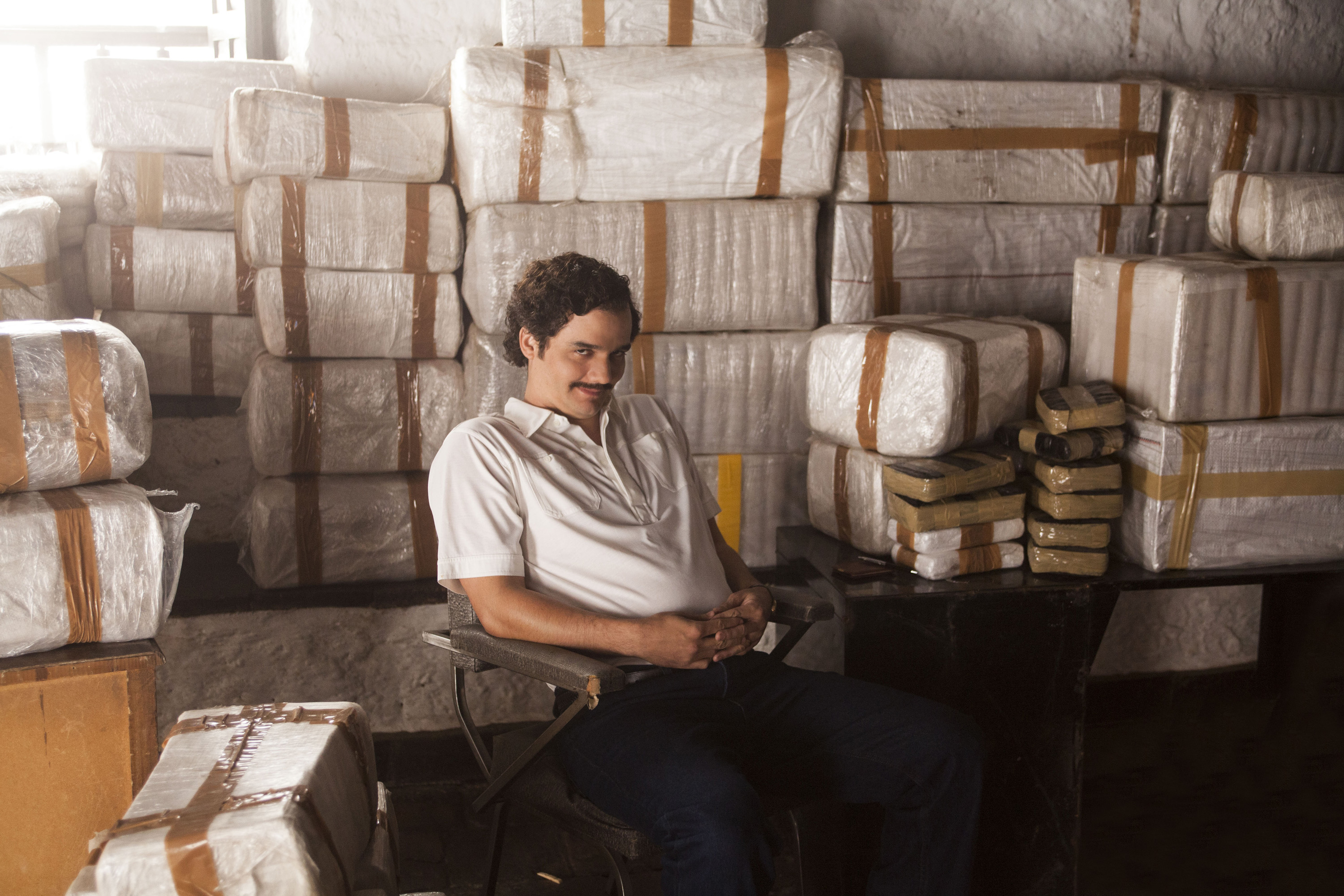 A Guided Tour Through Five Seasons Of Cocaine-Fueled 'Narcos' Promo Pictures