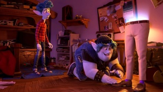 Pixar's 'Onward' Is, Inexplicably, About Two Kids Resurrecting Their Dead Dad's Lower Body/Crotch