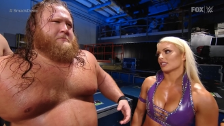 Otis Explained His Real Relationship With Mandy Rose