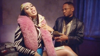 Kaytranada And Kali Uchis' '10%' Video Is A '70s-Inspired Celebration Of Ball Culture