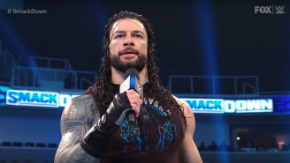 Roman Reigns Says Which Universal Champion He Wants To Face At WrestleMania 36