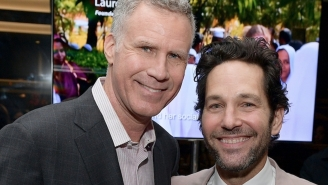 Paul Rudd Is Going To Invade Will Ferrell's Life In A New TV Show