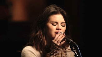 Selena Gomez Showcases Her Powerful Voice On A Stripped-Down Rendition Of 'Rare'