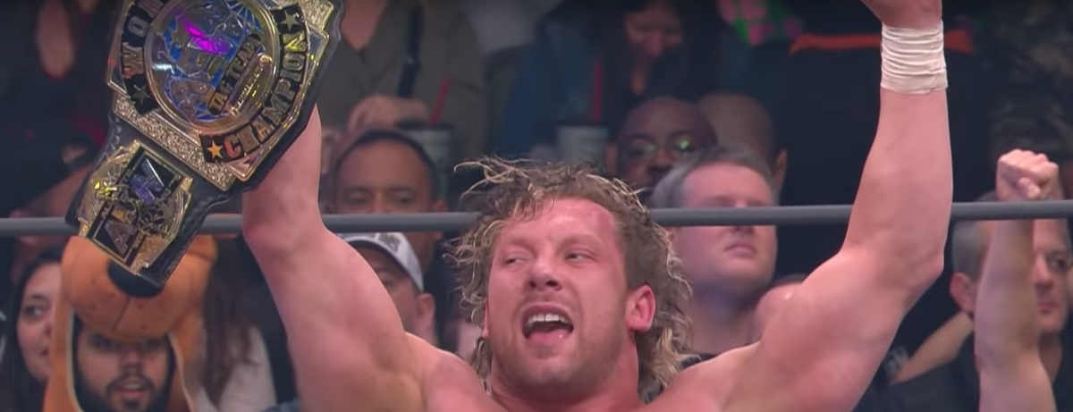 Kenny Omega Dismisses 'Overrated' Critique, Says He Is At His 'Creative Peak' In AEW
