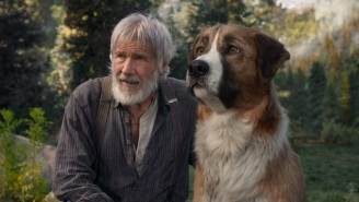 'The Call Of The Wild' (Or, 'Raiders Of The Lost Bark') Is Pretty Damn Good