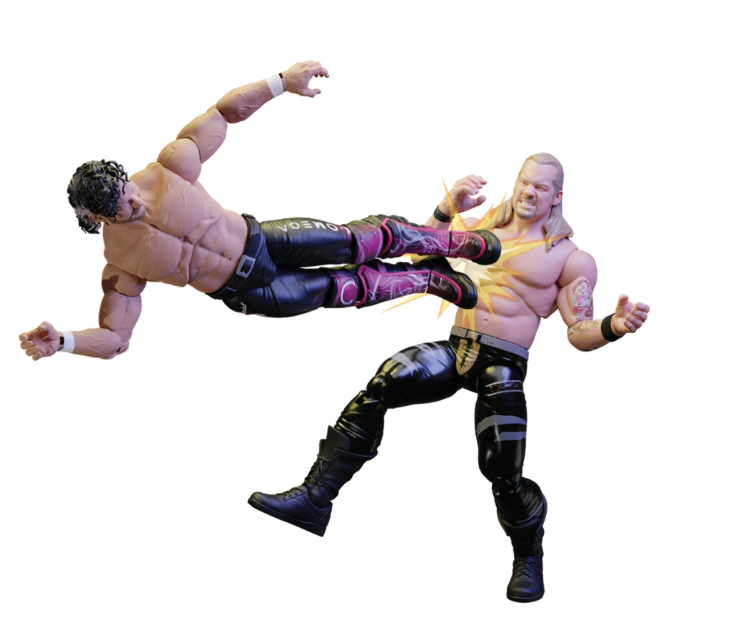 AEW Unveiled Their Upcoming Action Figure Line