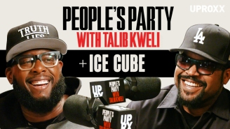 Talib Kweli & Ice Cube Talk N.W.A., East vs. West, Squashing Beefs, 'Friday,' BIG3