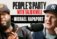 'People's Party With Talib Kweli' Episode 35 -- Michael Rapaport