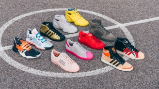 Adidas Announced Its Collection Of Kicks For NBA All-Star Weekend In Chicago