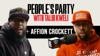 Talib Kweli & Affion Crockett Talk Wild 'N Out, Def Comedy Jam, Battling Kanye West
