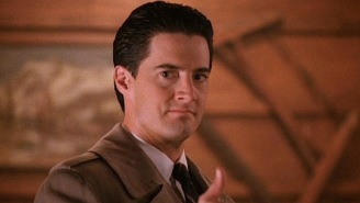 Kyle MacLachlan Celebrated 'Twin Peaks' Day By Recreating Agent Cooper's First-Ever Scene On TikTok
