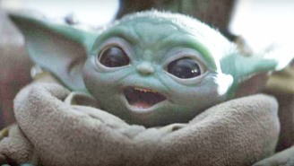 A Former 'Mythbusters' Star Made His Own Remarkably Lifelike Baby Yoda Doll