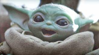 Baby Yoda Is Riding Shotgun In A New Poster For 'The Mandalorian' Season 2