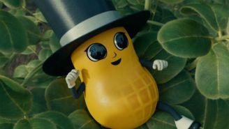 Apparently Mr. Peanut Died So That A Baby Peanut Can Live In A Super Bowl Ad