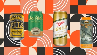 We Asked Bartenders To Name The Best Widely-Available Canned Beers