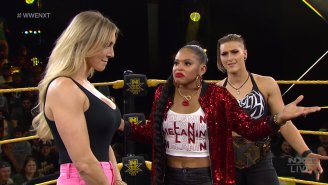 WWE NXT Results 2/5/20