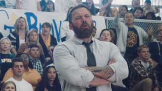Ben Affleck Teaches A High School Basketball Team To Believe In Themselves In 'The Way Back' Trailer