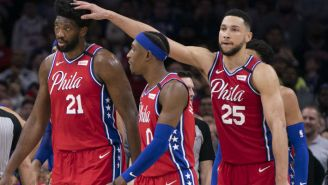 Joel Embiid Thinks It's 'B.S.' That He's Not A Good Fit With Ben Simmons On The Sixers