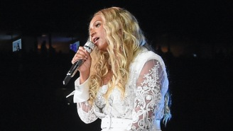 Beyonce Sings A Medley Of Her Songs To Honor 13-Year-Old Fan Lyric Chanel