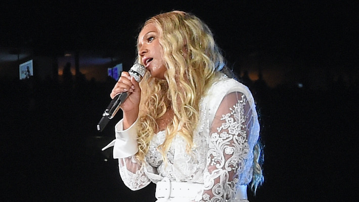 Beyonce's Mother Teases A New Project From The Star