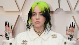 Billie Eilish's Adorable Puppy Pooped All Over Her Very Expensive Sneakers