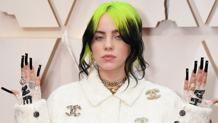 Billie Eilish Discloses Who She Thinks Should Replace...