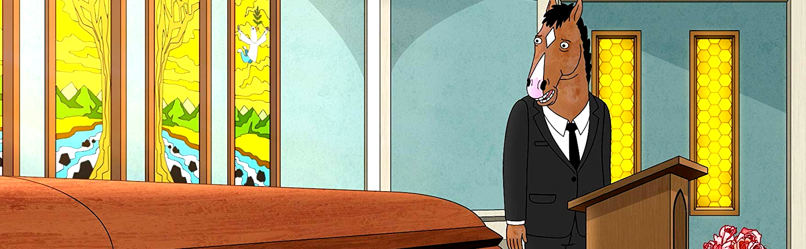 The Five Stages Of Saying Goodbye To 'BoJack Horseman' (Or Any Favorite Show)