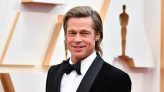 Brad Pitt Has Revealed The Famous And 'Funny Friends' Who Helped Him Write His Acceptance Speeches
