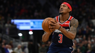 Bradley Beal Became The Third Player In NBA History With Back-To-Back 53 Point Games