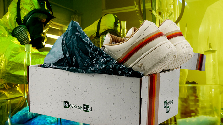 K Swiss Has Just Dropped A 'Breaking Bad' Sneaker Collection