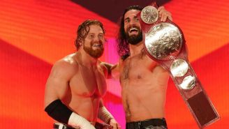 Buddy Murphy Is The Latest WWE Star To Randomly Lose Part Of His Name