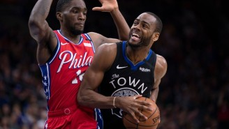 The Sixers Will Acquire Alec Burks And Glenn Robinson III From The Warriors