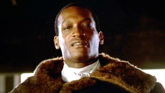 'Candyman' Director Nia DaCosta Wants To Keep Tony Todd's Involvement A Mystery