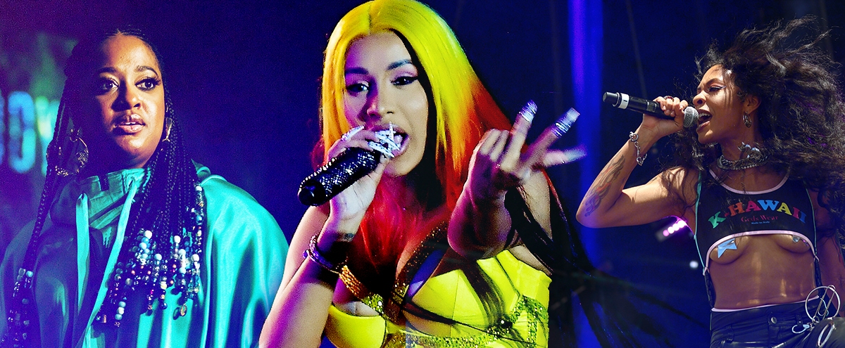 For Women In Hip-Hop, Cardi B's Co-Sign Is The New Drake Effect
