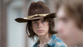 Can Anyone On 'The Walking Dead' Say Carl's Name Correctly? A New Viral Video Suggests Not So Much