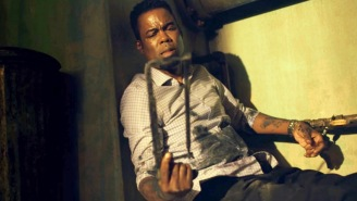 Chris Rock Plays A Deadly Game In The 'Spiral: From The Book Of Saw' Teaser Trailer
