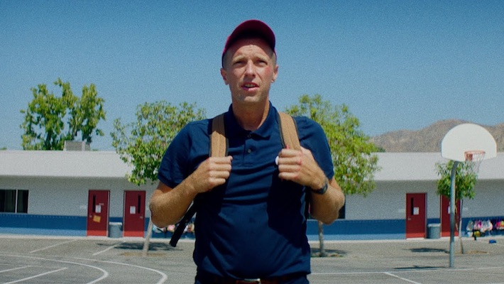 Chris Martin Is A Kid Again In Coldplay's New 'Champion Of The World' Video