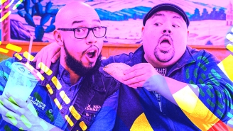 Comedian Jesus Trejo On How Tacos And Comedy Merge On His Show 'Tacos Con Todo'