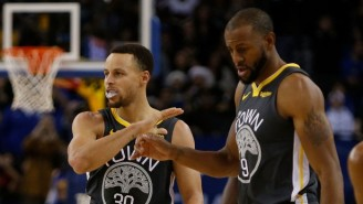 Ja Morant And Steph Curry Are Now In A Posting War Over Andre Iguodala