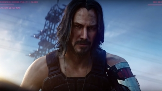 The Makers Of 'Cyberpunk 2077' Are Trying To Stop Players From Being Able To Have Sex With Keanu Reeves